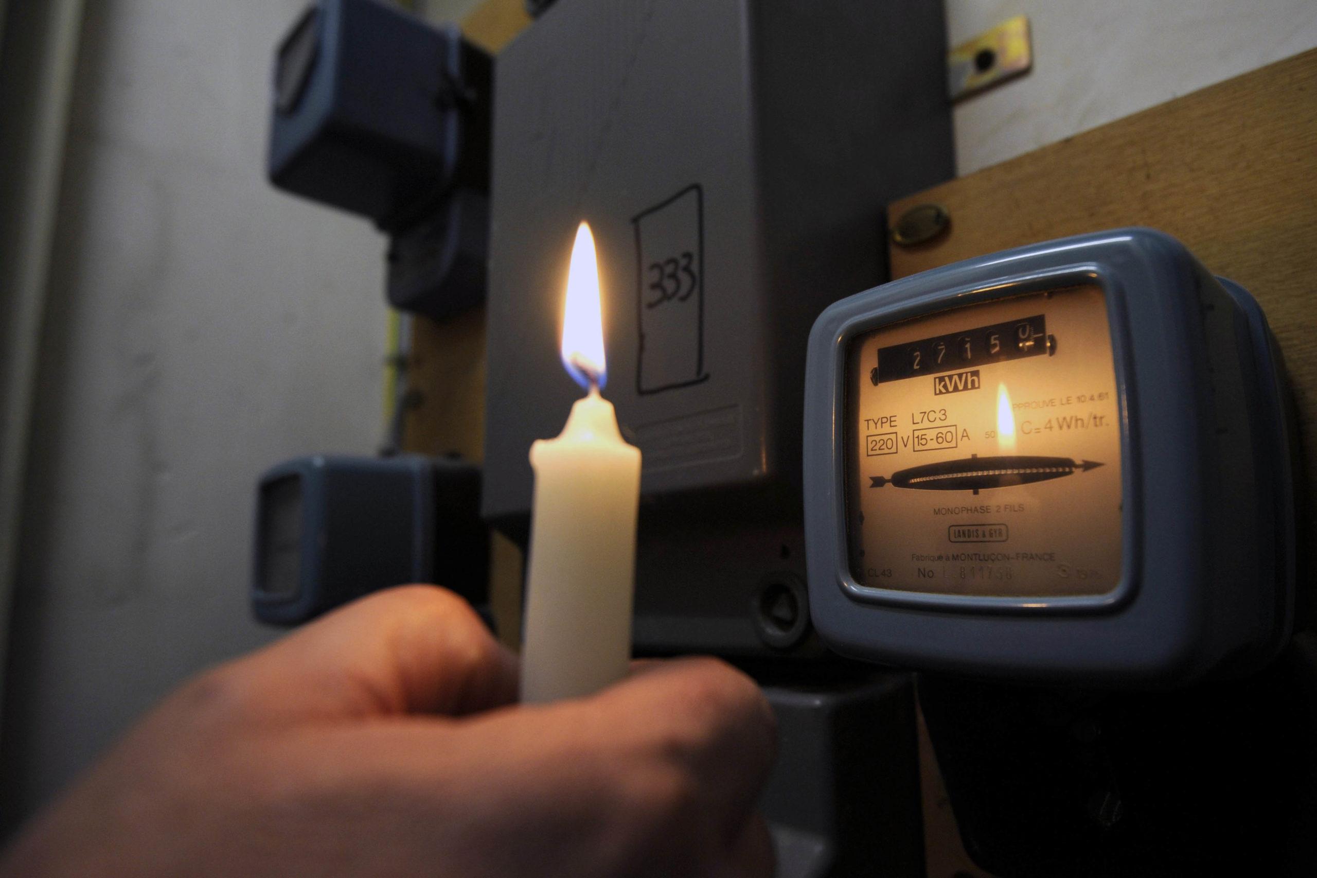 ЛДПР предлагает запретить отключение электричества за долги